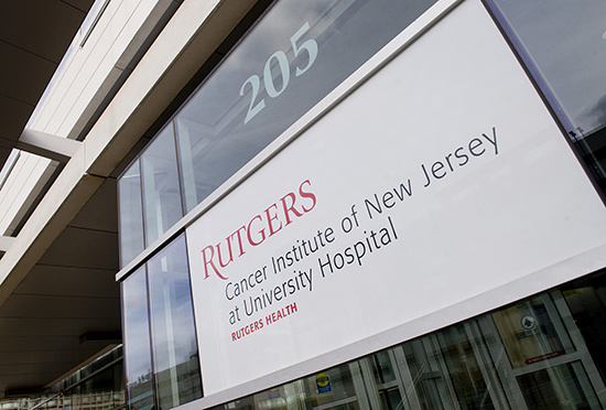 Rutgers Cancer Institute of New Jersey at University Hospital