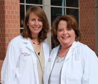 Beth Savage, MSN, CPNP, CPON and Trish Dennigan, BSN, RN, OCN