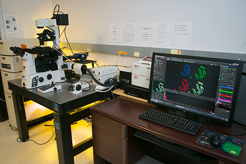 Nikon AIR-Si Confocal Micro Sys