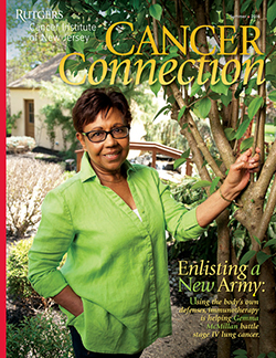 Cancer Connection Magazine Summer 2016