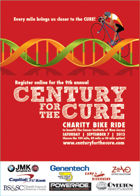 2013 Century for the Cure Bike Ride