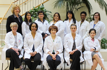 Gynecologic Oncology team
