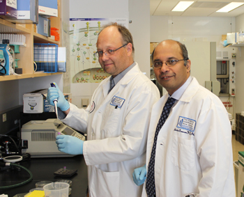 John Glod, MD, PhD and Shridar Ganesan, MD, PhD