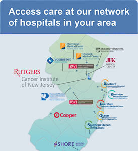 Cancer Institute of New Jersey Affiliate Hospitals