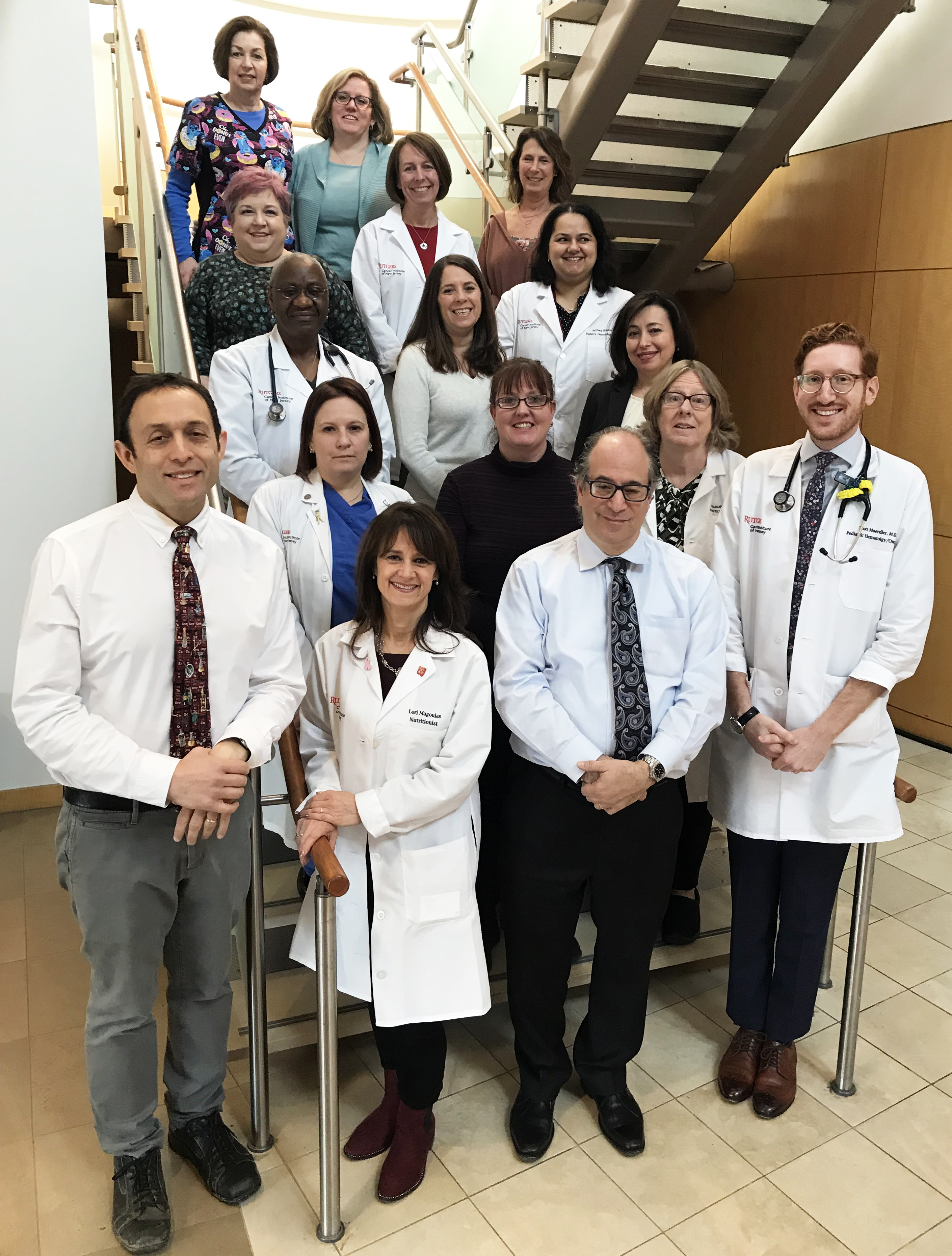 Pediatrics Program at The Cancer Institute of New Jersey
