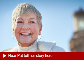 Pat Grover's story