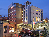 Robert Wood Johnson University Hospital New Brunswick