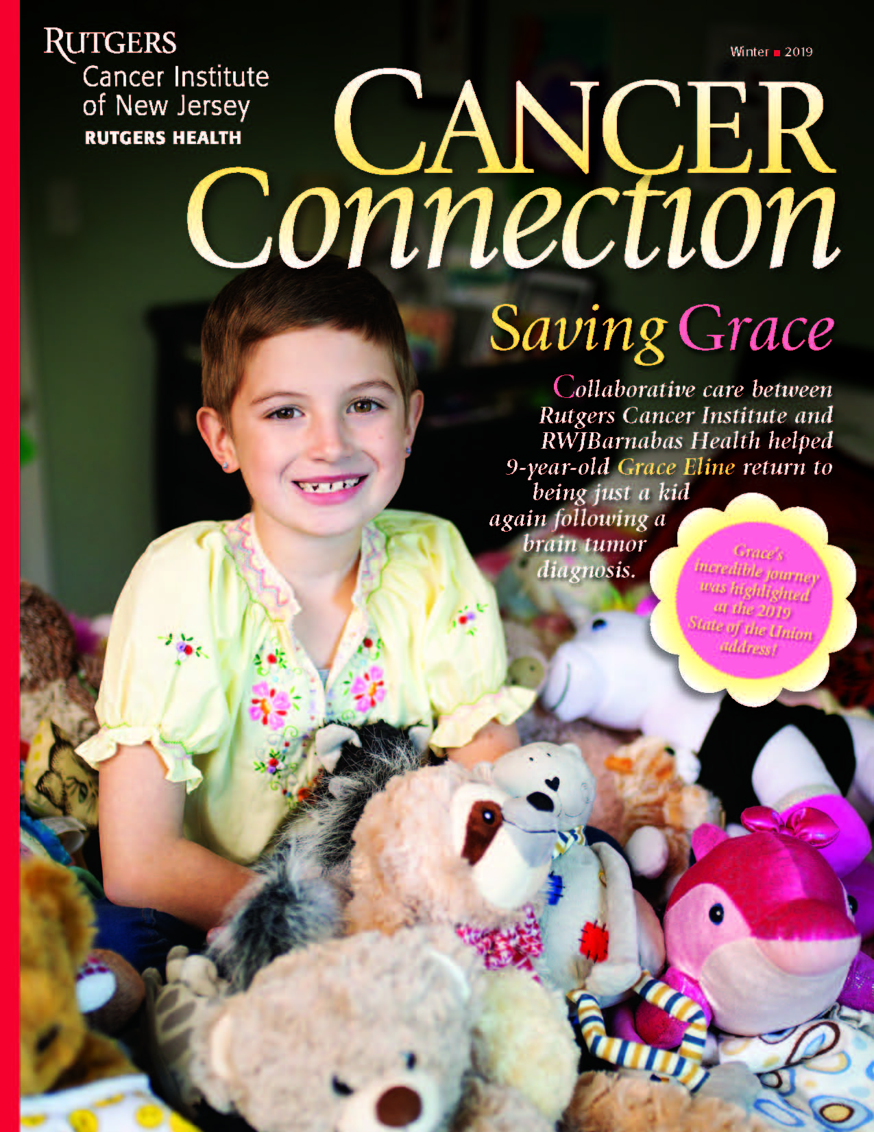 Cancer Connection Magazine Summer/Autumn 2018