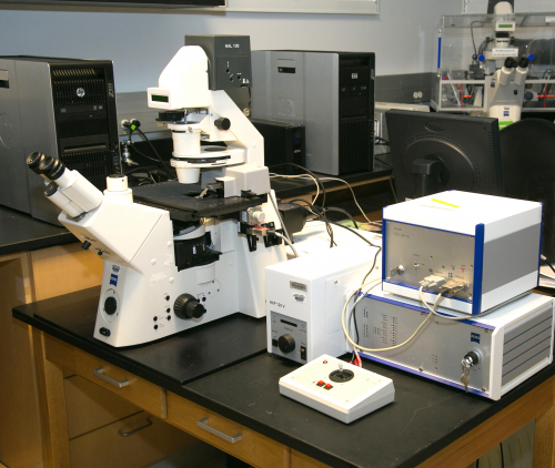 Zeiss Laser Microdissecting/US Cutting Sys