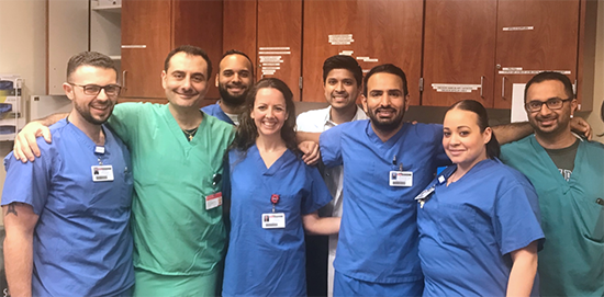 RWJ Advanced Endoscopy Program Team