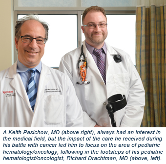 Keith Pasichow, MD and Richard Drachtman, MD