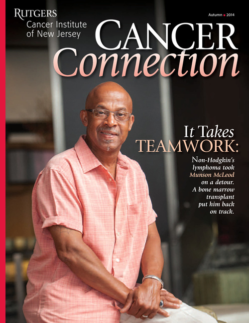 Cancer Connection Magazine Fall 2014