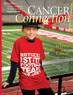Cancer Connection Magazine Fall 2017