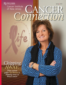 Cancer Connection Magazine Spring 2014