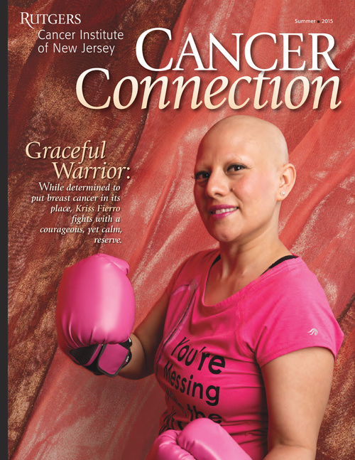 Cancer Connection Magazine Summer 2015