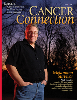 Cancer Connection Magazine Spring 2018