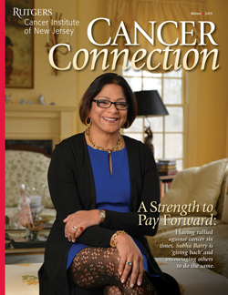 Cancer Connection Magazine Winter 2015