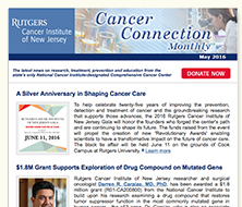 Cancer Connection e-Newsletter