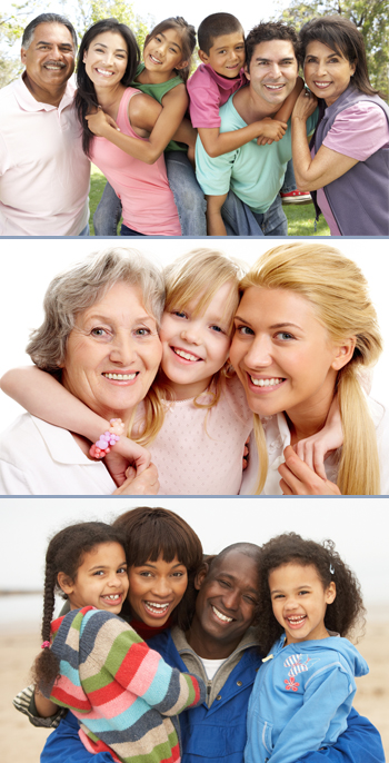 multi-generational families