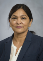 headshot of Meenakshi Goyal-Khemka, MD