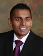 headshot of Dr. Rahul R. Parikh